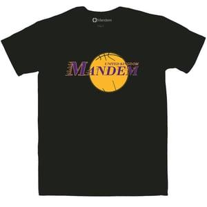 Image of MANDEM BALLERS TEE