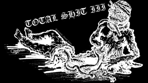 Image of Total Shit Zine Vol. 3