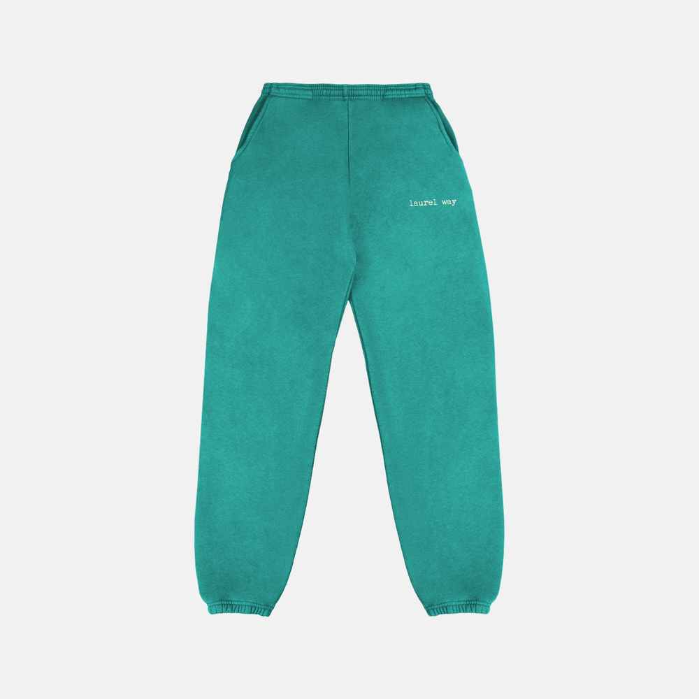 Image of SIGNATURE SWEATPANT (JADE)