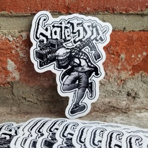 Image of [sticker] 2 Step