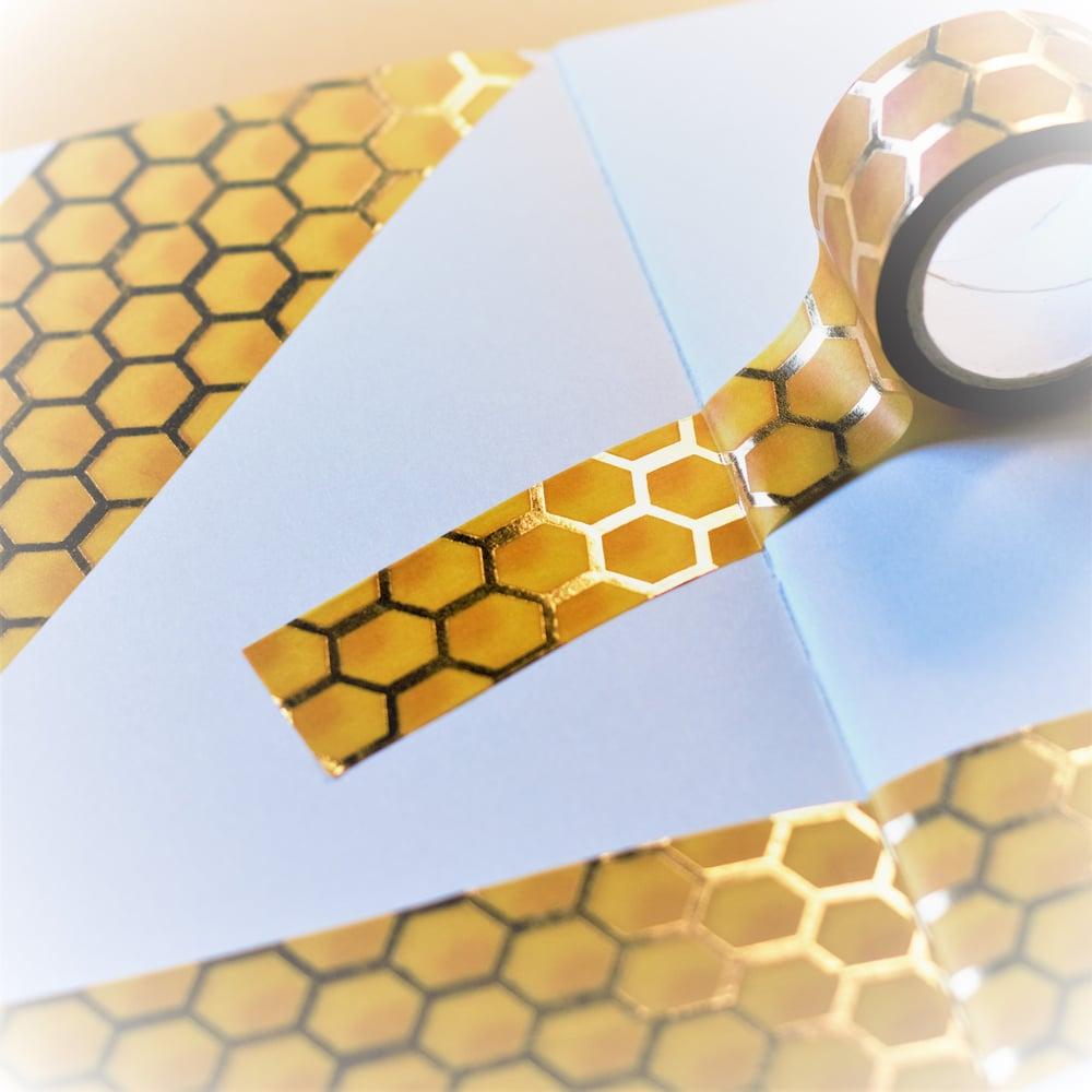 Image of Honeycomb Washi Tape