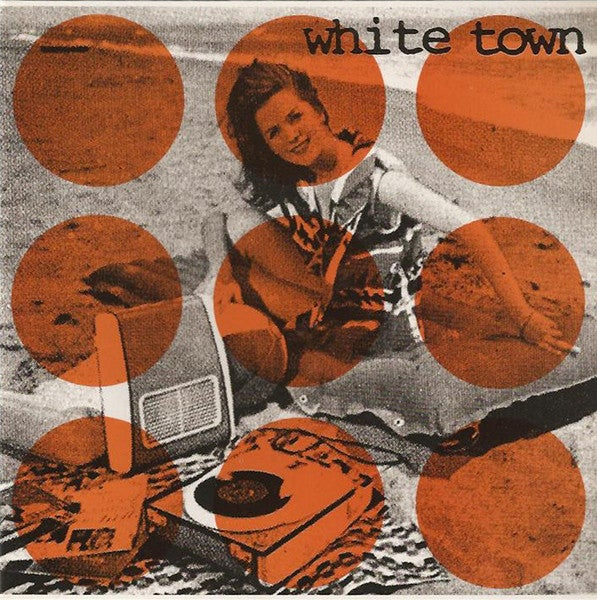 """Image of WHITE TOWN - Fairweather Friend (Limited 7"""" EP)"""