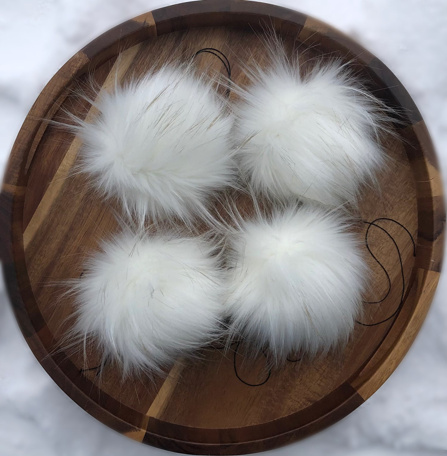 Image of Snow Pom