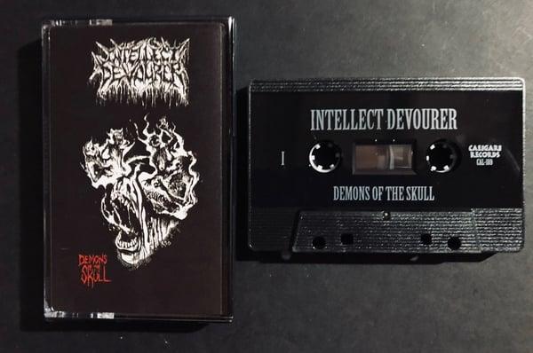 Image of INTELLECT DEVOURER- Demons of the Skull tape