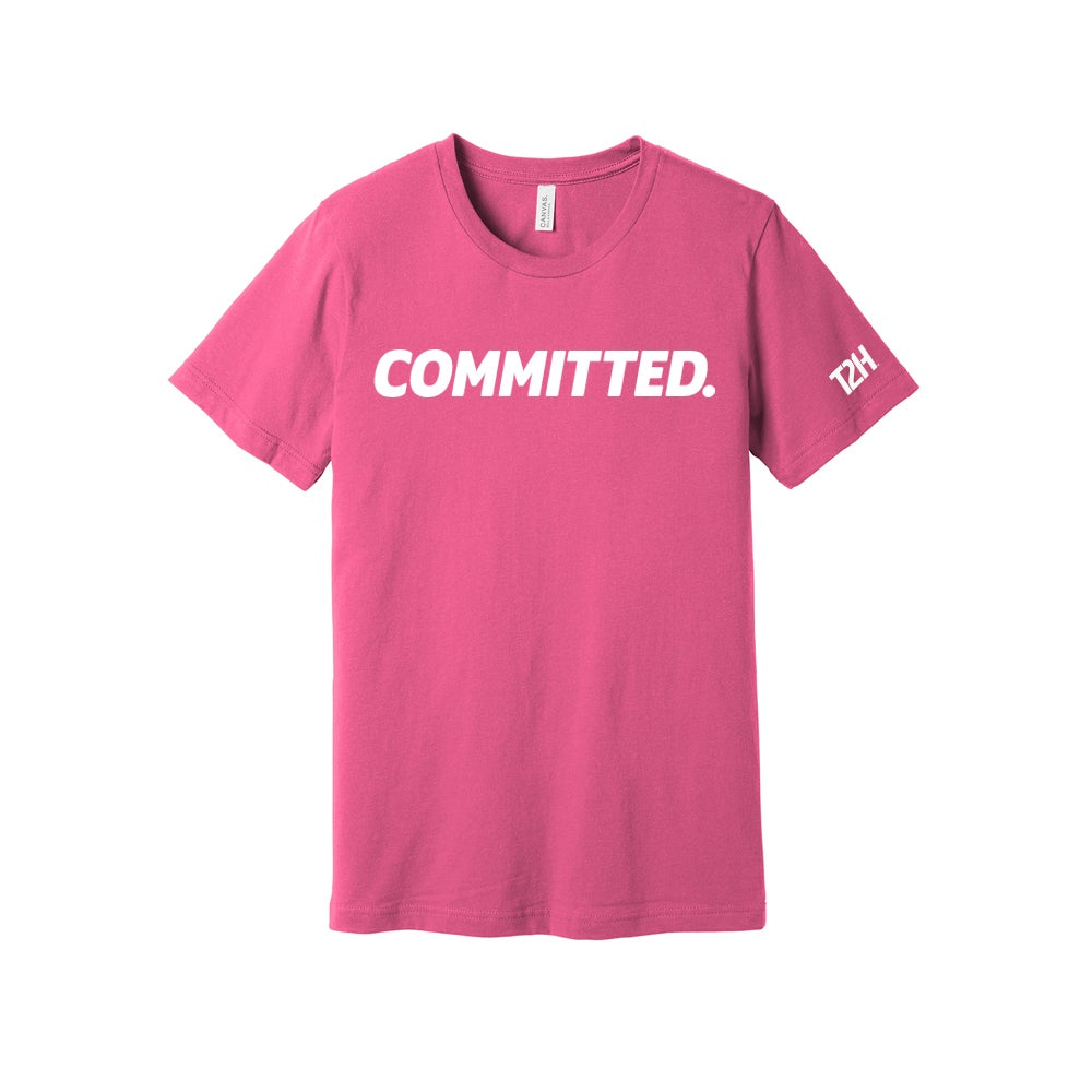 Image of COMMITED T21H (Unisex)