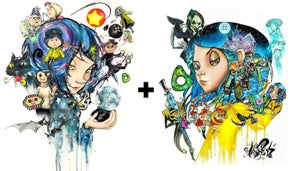 """Image of Limited Edition Holographic """"Coraline Jones"""" 2.0 Print Pack"""