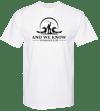 White T-shirt w/ AWK Logo