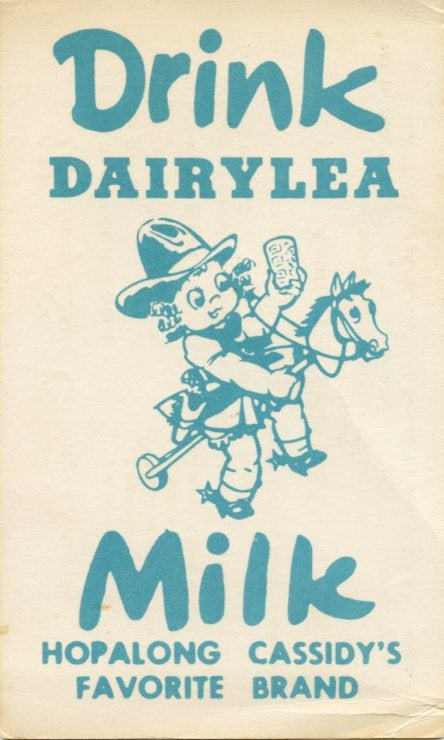 Image of Dairylea Promotional Recipe Card Monterey Sour Cream Dressing