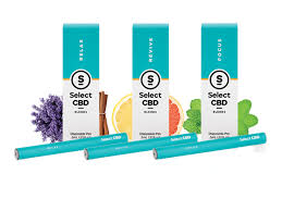 Image of Select CBD Disposable Pen - Various Flavors