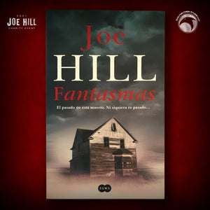 Image of JOE HILL 2021 CHARITY EVENT 50: SIGNED 20th Century Ghosts - Spanish paperback - 1 AVAILABLE