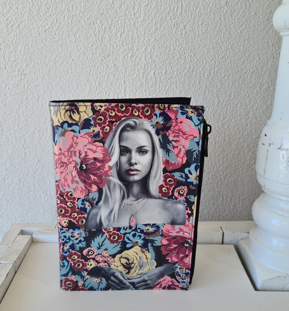 Image of Journal with Zip. Bianca Smith Design.