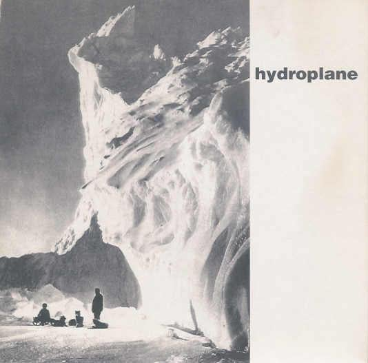 """Image of HYDROPLANE - Failed Adventure (Limited 7"""" Vinyl)"""