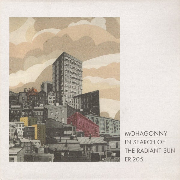 "Image of MAHOGANNY - In Search Of The Radiant Sun (Limited 7"" Vinyl)"