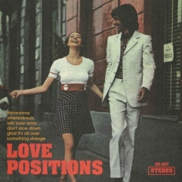 """Image of LOVE POSITIONS - Sad But True (Limited 7"""" Vinyl EP 6 tracks)"""