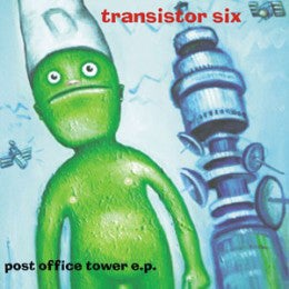 """Image of TRANSISTOR SIX - Post Office Tower (Limited 7"""" Vinyl)"""