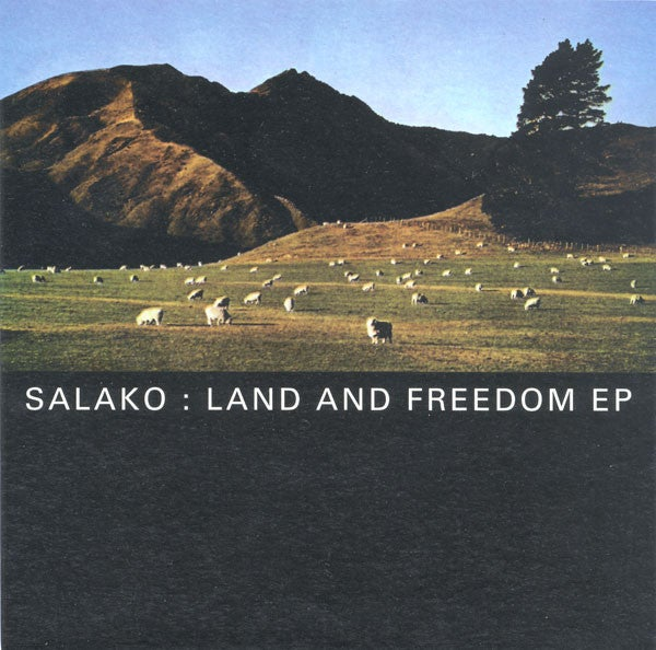 "Image of SALAKO - Land And Freedom EP (Limited 7"" Vinyl)"
