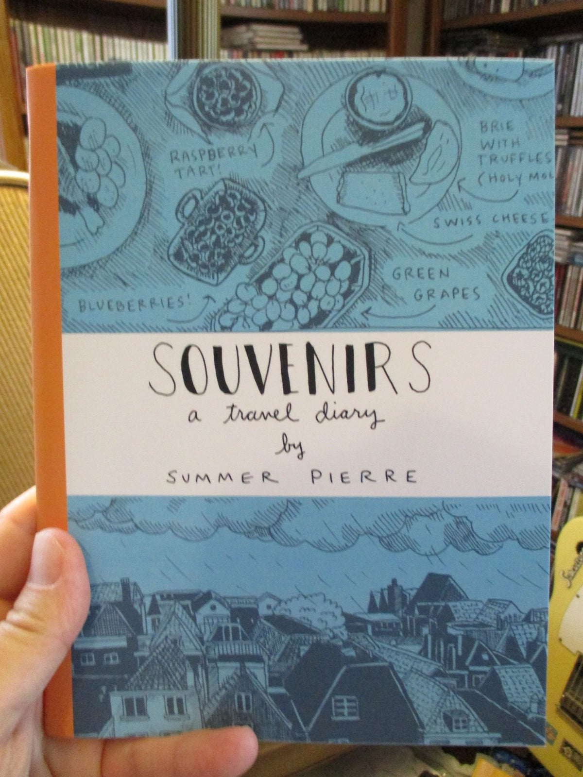 Image of Souvenirs by Summer Pierre