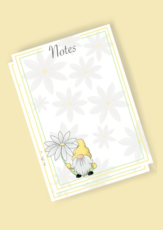 Image of Gnome Notepads