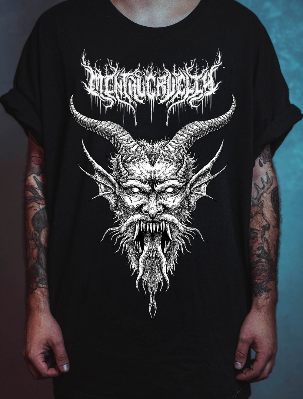 Image of FACE OV THE DEVIL Shirt Pre-Order