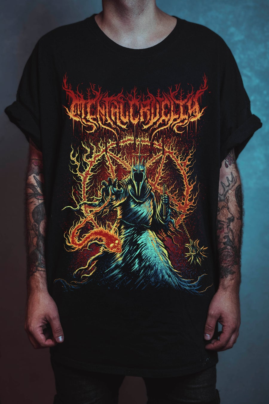 Image of KING OV FIRE Shirt Pre-Order