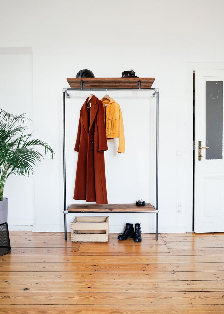 Image of wardrobe old oak