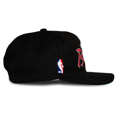 Image of Vintage Sport Specialties Chicago Bulls Script Snapback Cap