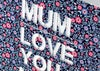 Personalised 'love you more' Card