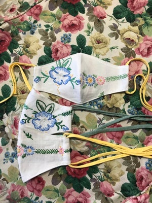 Image of Forget-me-not Charity Facemasks