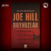 Image of JOE HILL 2021 CHARITY EVENT 67: SIGNED Horns - Turkish paperback - 1 AVAILABLE