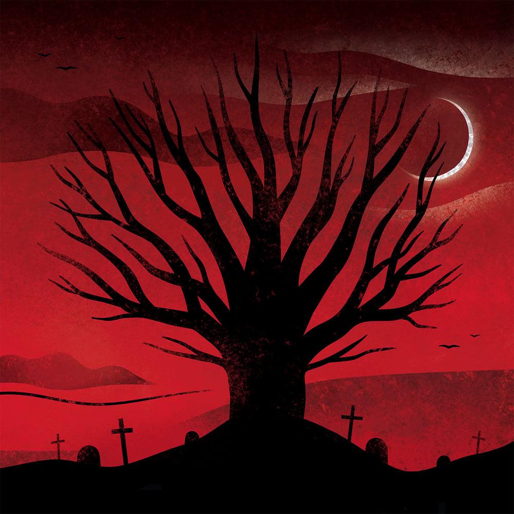 """Image of IFS025 - Infernal Sounds Present: Crimson LP (FULL GATEFOLD SLEEVE 12"""" & T-SHIRT BUNDLE)"""