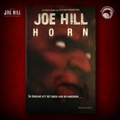 Image of JOE HILL 2021 CHARITY EVENT 75: SIGNED Horns - Swedish hardcover - 3 AVAILABLE