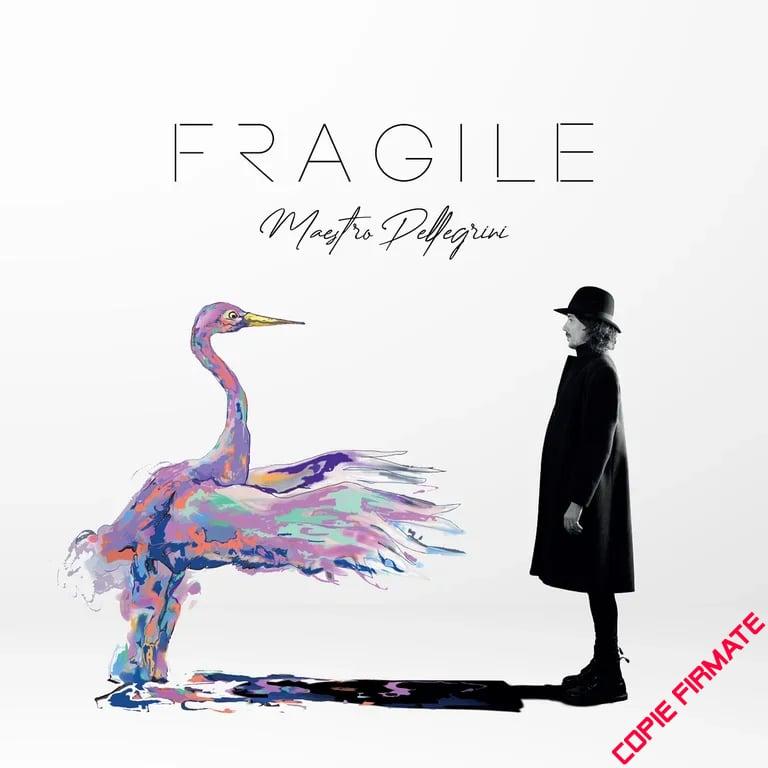 """Image of Maestro Pellegrini - """"Fragile"""" - Copie firmate"""