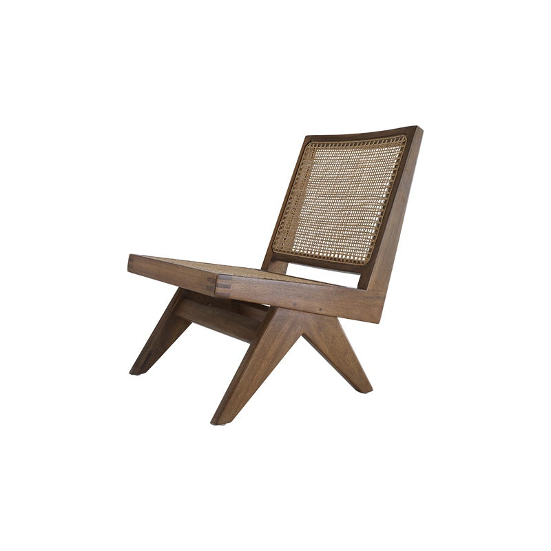 Image of Pierre Jeanneret reproduction Chandigarh Armless Easy Chair