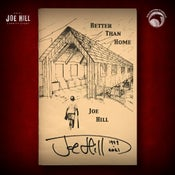 Image of JOE HILL 2021 CHARITY EVENT: RARE SIGNED Better Than Home, First Edition!