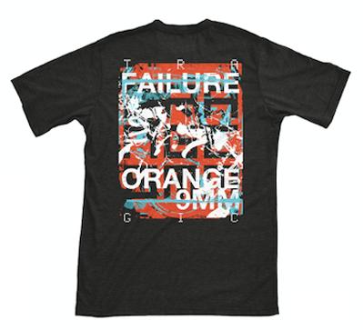 Image of Orange 9mm - Tragic T-Shirt