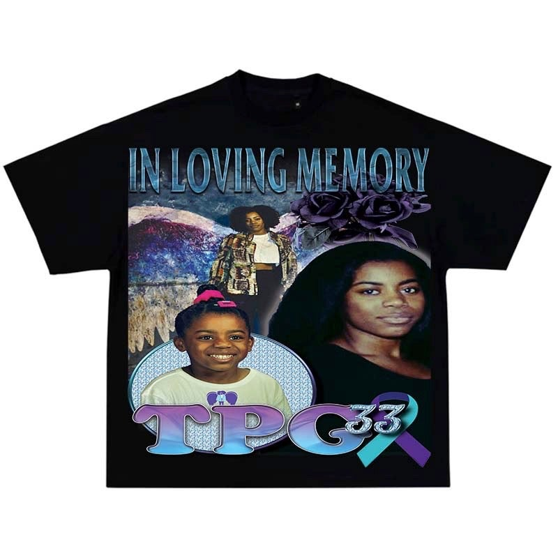 "Image of TPG 33 ""Moment"" Crewneck T-Shirt"