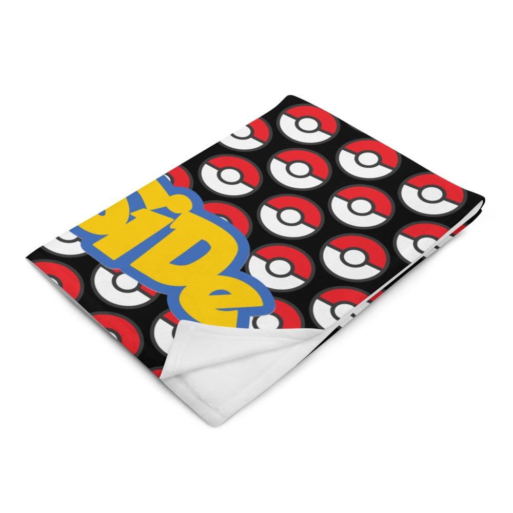 Image of Pokémon Blanket