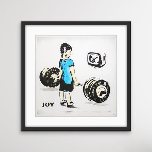 Image of JOY - Built to win