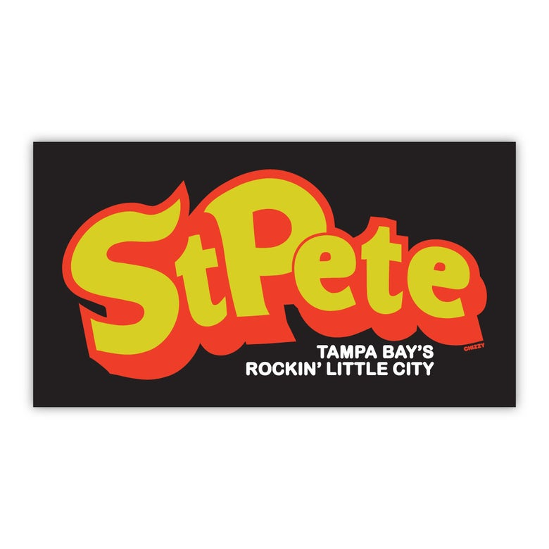 Image of ST PETE ROCKS