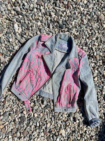 Image of Greasetrap Denim Jacket (1/1)