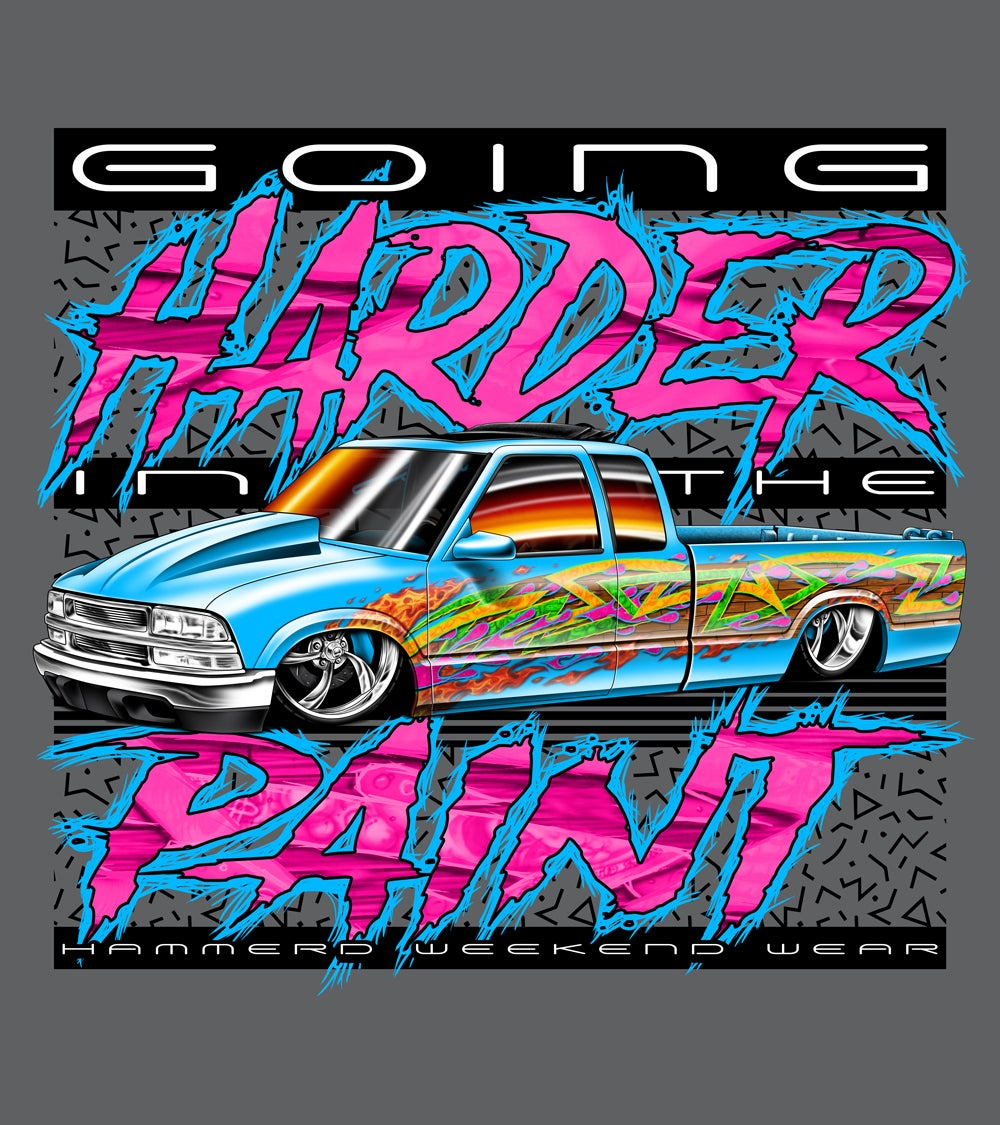 Image of Going Harder in the Paint