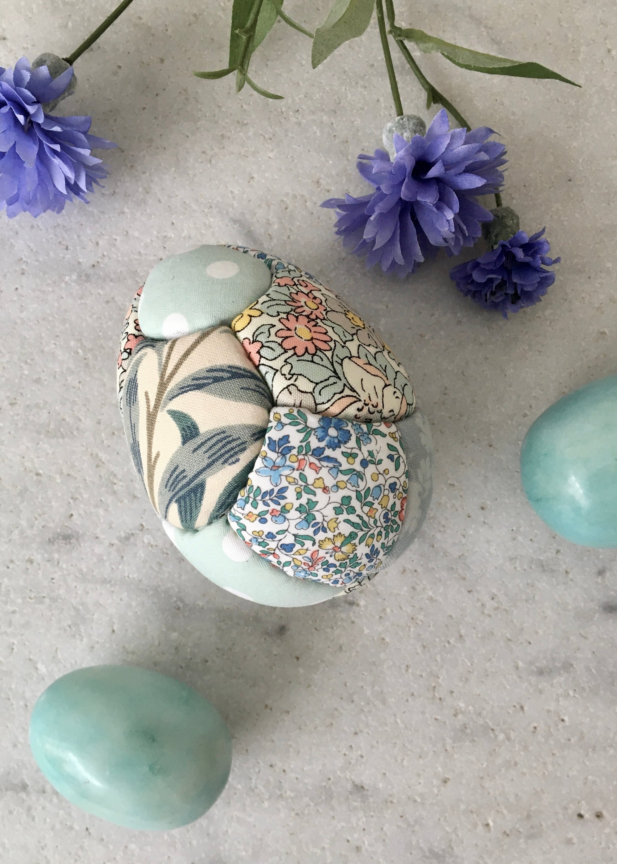 Image of Easter Egg Mint (patchwork)