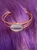 Image 2 of BURBERRY INSPIRED BANGLE