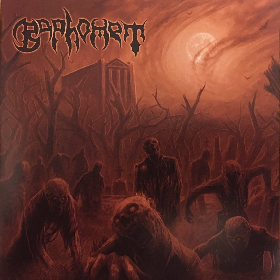 Image of Baphomet - Death In The Beginning CD