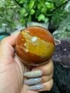 Red Jasper 45mm Sphere