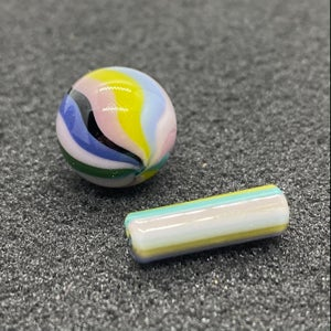 Image of Andy Melts Line Work Marble Set #1