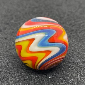 Image of Andy Melts Line Work Marble Set #2