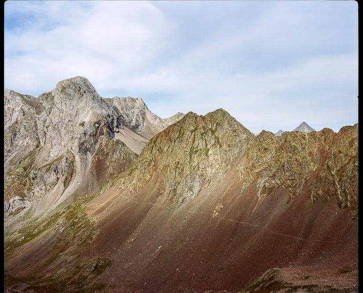 Col d'Aratille, Pyrénées  -2019