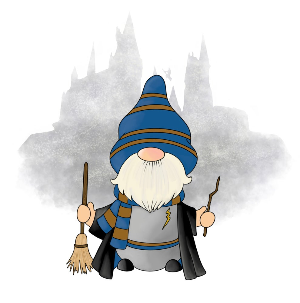 Image of Wizard Prints
