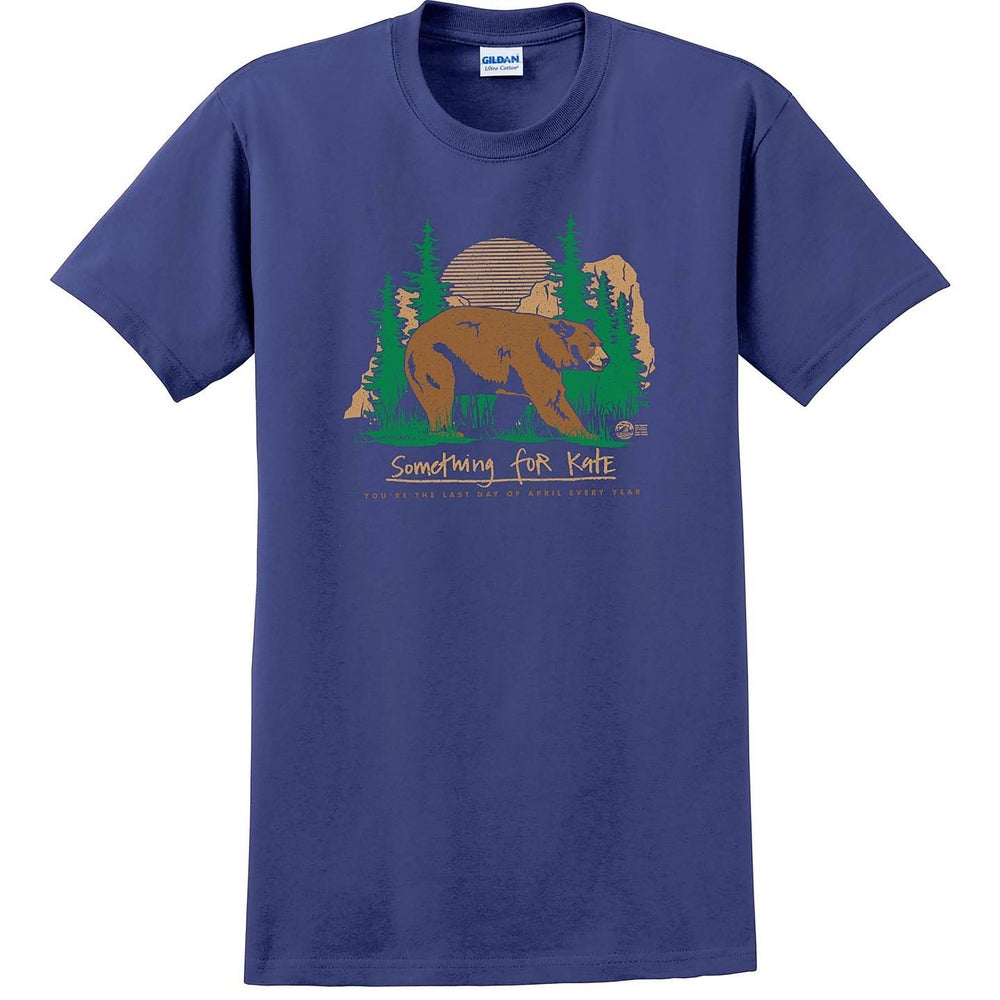 Image of You're the Last Day of April.. Bear T-shirt - Something for Kate